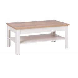 BERG L110 dohányzóasztal, 110*61*48 cm
