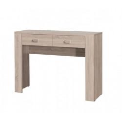 SEZAM R16 íróasztal, 100*43*76 cm - sonoma
