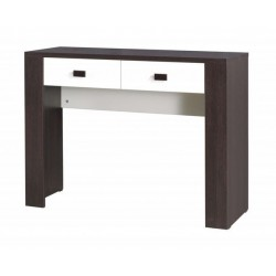SEZAM R16 íróasztal, 100*43*76 cm - krém/milánó
