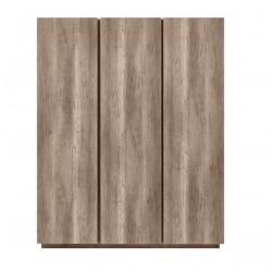 Anticca SZF3D 3 ajtós gardróbszekrény, 171,5*61,5*211,5 cm