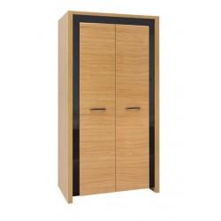 Arosa SZF2D akasztós szekrény, 105*60*200,5 cm