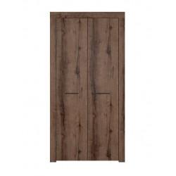 Baylar SZF2D akasztós szekrény, 95,5*56,5*196,5 cm