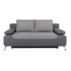 DARIA III Lux 3DL kanapé, 195*98*94 cm - Inari 91/Malmo 95 Grey