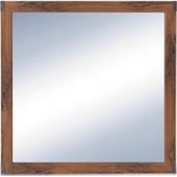 INDIANA JLUS 80 tükör, 80*2,5*80 cm - sutter tölgy