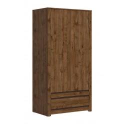 Kada SZF2D1S akasztós szekrény, 104*60,5*204,5 cm