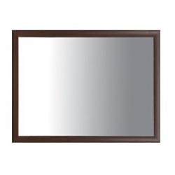 KOEN LUS/103 tükör, 103,5*2,5*78,5 cm - mágikus wenge