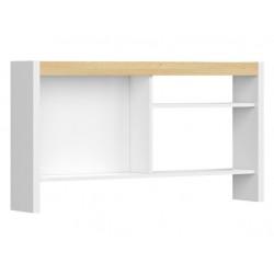 Princeton NAD/BIU íróasztal rátét, 120*20*64 cm
