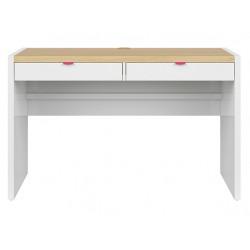 Princeton SZU/BIU íróasztalhoz 2 db fiók, 113,5*55*10 cm - fukszia