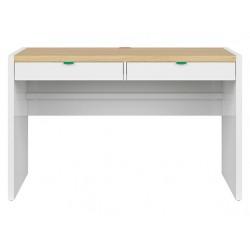 Princeton SZU/BIU íróasztalhoz 2 db fiók, 113,5*55*10 cm - zöld