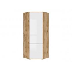 Zele SZFN1D sarok szekrény, 78*78*195 cm