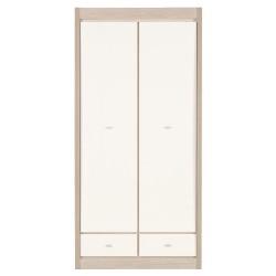 AXEL AX9 akasztós szekrény, 98,4*57,5*200,4 cm