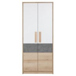 AYGO AG6 akasztós szekrény, 83,1*53,5*192 cm
