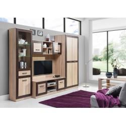 BOSS BS2 TV szekrény, 135,5*52,5*49 cm