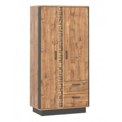 DORIAN DN9 akasztós szekrény, 94,5*54*192 cm