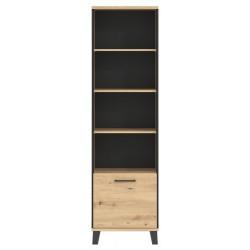 LOFT LT8 polcos szekrény, 55*40*193,5 cm