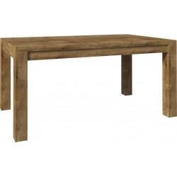 NEVADA ST étkezőasztal, 160*90*77 cm