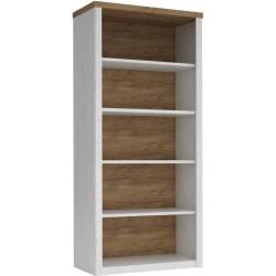 PROVANCE R3 nyitott polcos szekrény, 90*43*198 cm