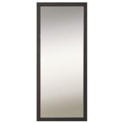 KASPIAN LUS/50 tükör, 49*2*116 cm - wenge