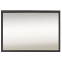 KASPIAN LUS/100 tükör, 105*2*77 cm - wenge