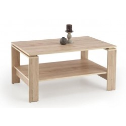 ANDREA dohányzóasztal, 110*60*52 cm - san remo tölgy