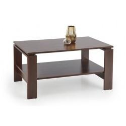 ANDREA dohányzóasztal, 110*60*52 cm - sötét dió