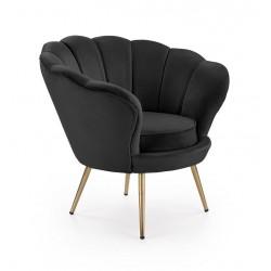 Amorino fotel, 94*74*83 cm - fekete