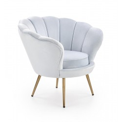 Amorino fotel, 94*74*83 cm - világos kék