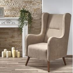 Chester fotel, 67*85*114 cm - bézs