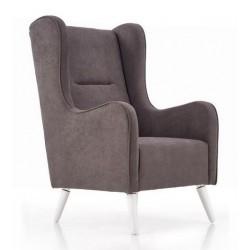 Chester fotel, 67*85*114 cm - sötétszürke
