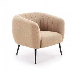 Lusso fotel, 74*63*72 cm - beige
