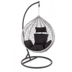 EGGY függő fotel, 106*112*195 cm
