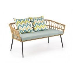 Gardena 2S kanapé, 140*38*71 cm