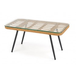 Gardena LAW dohányzóasztal, 90*50*43 cm