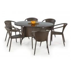 MASTER asztal, 150*90*74 cm