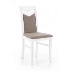 CITRONE étkezőszék, 44*53*96 cm - fehér/Inari 23