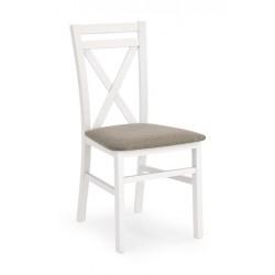 DARIUSZ étkezőszék, 45*49*90 cm - fehér/Inari 23