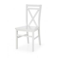 DARIUSZ 2 étkezőszék, 45*49*90 cm - fehér