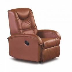 JEFF relax fotel, 85*93*101 cm - barna
