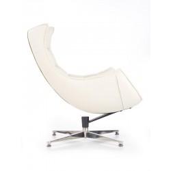 Luxor fotel, 86*84*96 cm - fehér