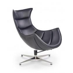 LUXOR fotel, 86*84*96 cm - fekete
