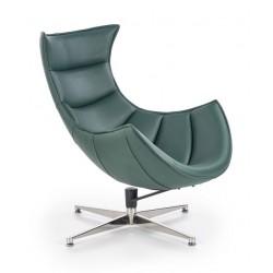 LUXOR fotel, 86*84*96 cm - sötét zöld