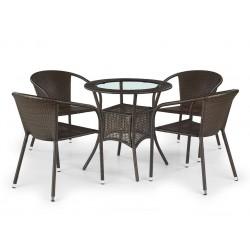 Midas asztal, 74*74*74 cm