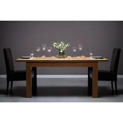 CALDO étkezőasztal, 140-180*90*75 cm - tölgy 10150.19.940