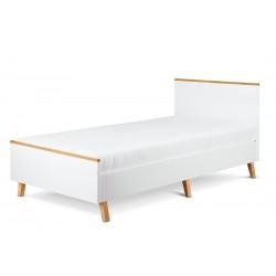 FRISK ágy, 90*200 cm - fehér 10188.19.135  ÚJDONSÁG!