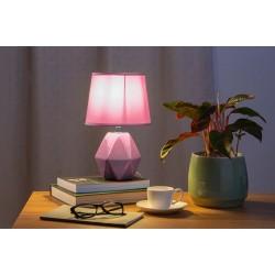 FABO asztali lámpa - rózsaszín 10268.01.820 ÚJDONSÁG!
