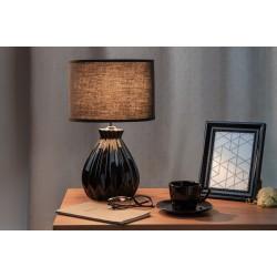 FABO asztali lámpa - fekete 10268.02.001 ÚJDONSÁG!