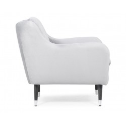AFOS fotel, 86*92*87 cm - világos szürke 11139.02.054