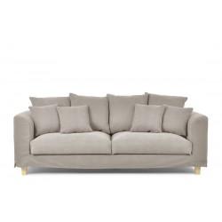 BRYONI 3 sz. kanapé, 215*93*90 cm - bézs 1132.01.700