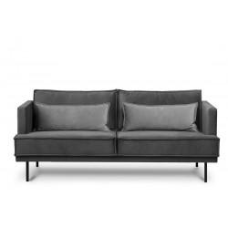 GANZO 3 sz. kanapé, 196*92*84 cm - sötét szürke 10907.01.059 ÚJDONSÁG!