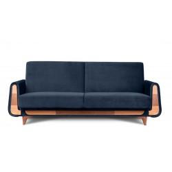 GUSTAVO kanapé, 230*98*98 cm - sötétkék 10973.01.920